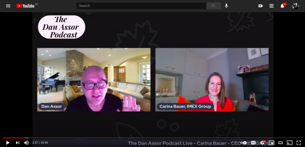 Video Friday: Dan Assor & Carina Bauer
