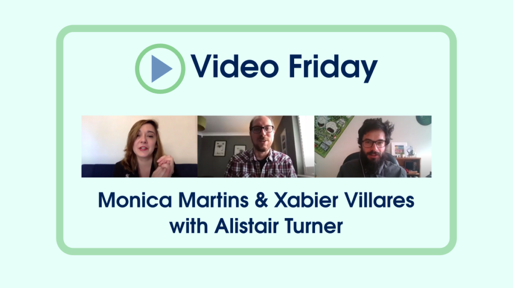 Business Events Podcast with Monica Martins, Xabier Villares and Alistair Turner