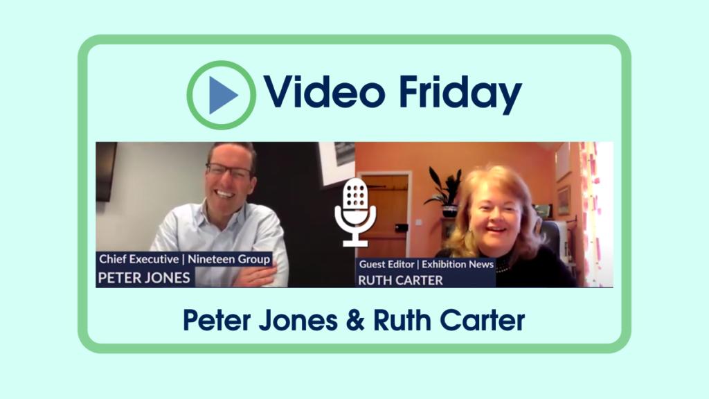 Video Friday with Peter Jones & Ruth Carter