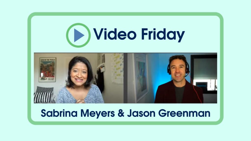 20 Minutes Marketing Live,  Sabrina Meyers & Jason Greenman