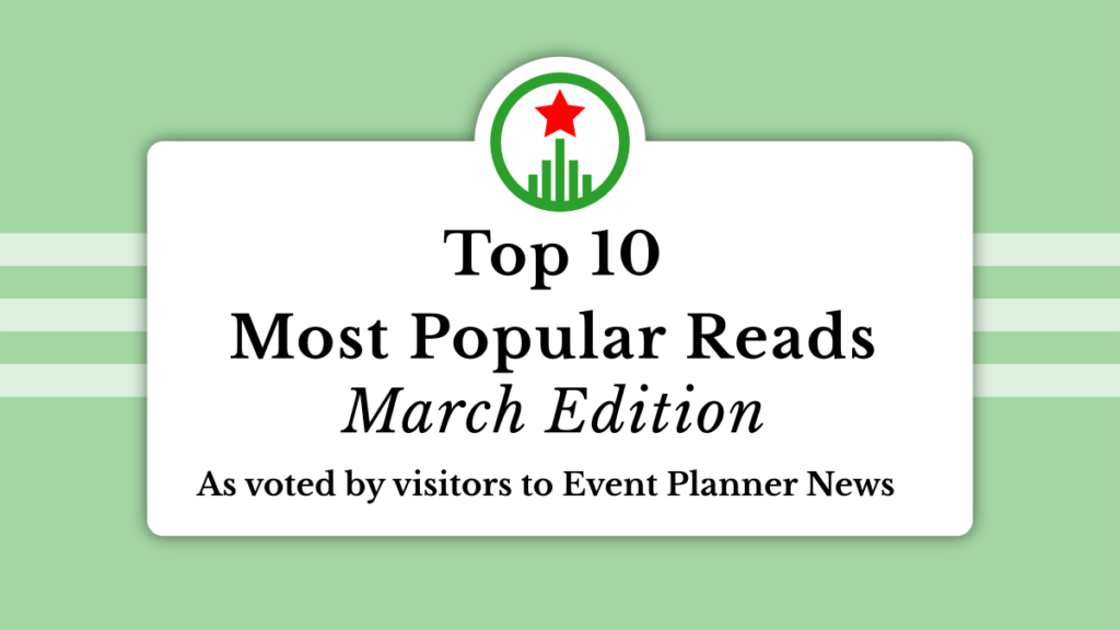 Most Popular Reads – March Edition