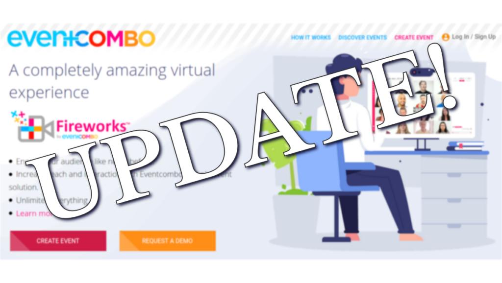 Eventcombo - Eventicon 2021 update