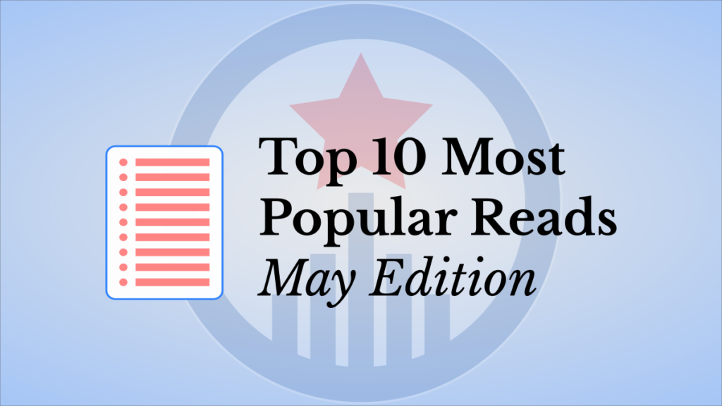 top 10 most popular reads