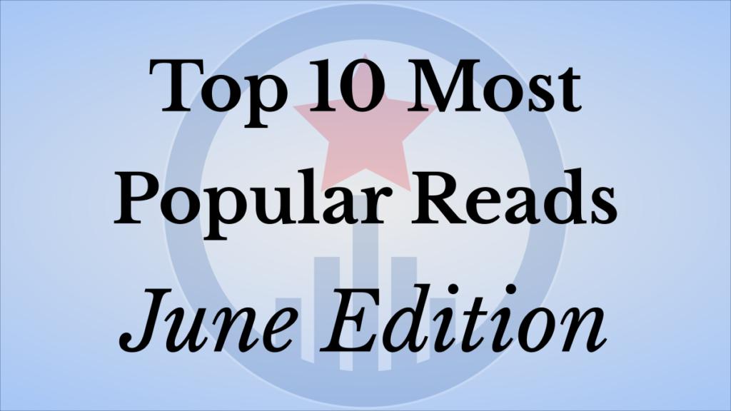 top 10 most read